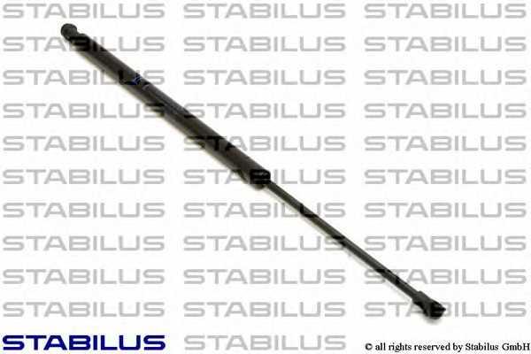 Газовая пружина (амортизатор) крышки багажника STABILUS 6007QP - изображение