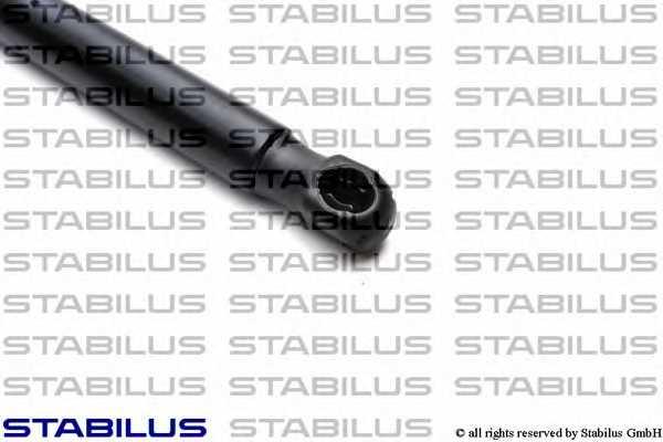Газовая пружина (амортизатор) крышки багажника STABILUS 7098VJ - изображение 2