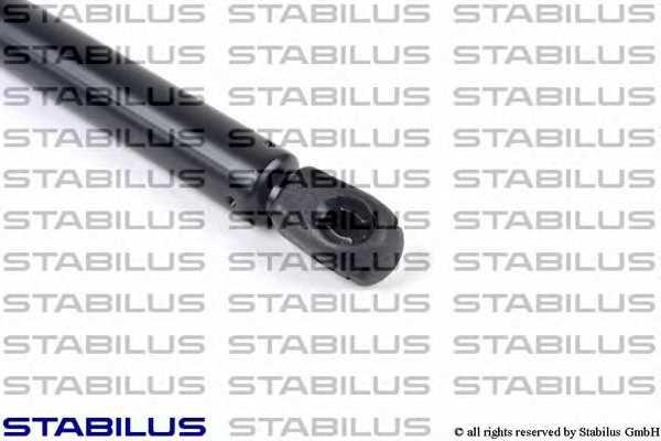 Газовая пружина (амортизатор) крышки багажника STABILUS 7587GS - изображение 2