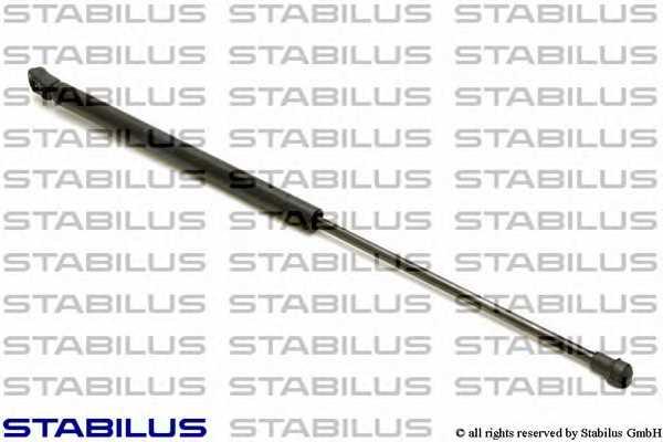 Газовая пружина (амортизатор) крышки багажника STABILUS 7628LW - изображение