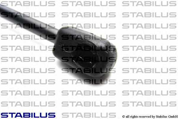 Газовая пружина (амортизатор) капота STABILUS 7656WY - изображение 1
