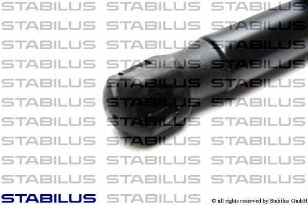 Газовая пружина (амортизатор) капота STABILUS 7656WY - изображение 2