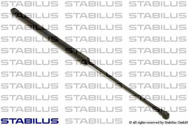 Газовая пружина (амортизатор) крышки багажника STABILUS 8127KE - изображение