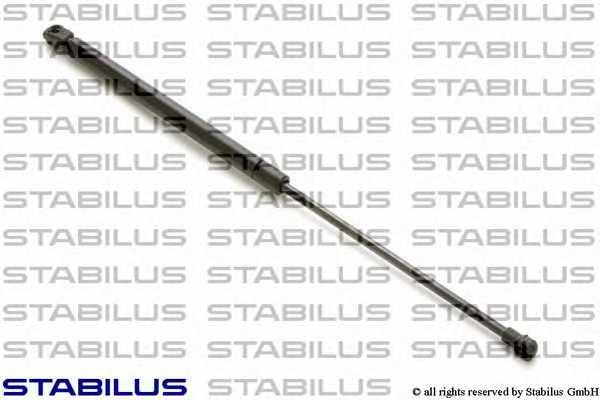 Газовая пружина (амортизатор) крышки багажника STABILUS 8413HV - изображение