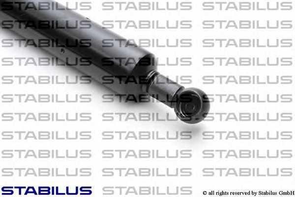 Газовая пружина (амортизатор) крышки багажника STABILUS 8491UM - изображение 2
