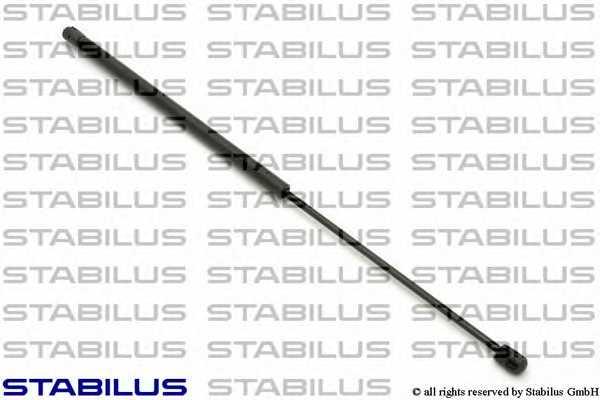 Газовая пружина (амортизатор) крышки багажника STABILUS 8884HA - изображение