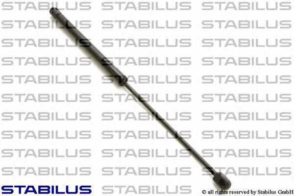 Газовая пружина (амортизатор) крышки багажника STABILUS 9171HI - изображение