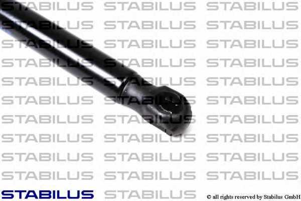 Газовая пружина (амортизатор) крышки багажника STABILUS 9341XC - изображение 2