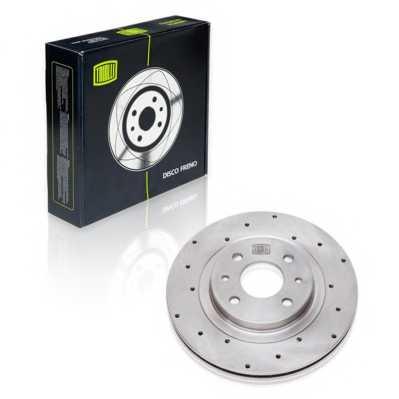 Тормозной диск TRIALLI DF 442 - изображение