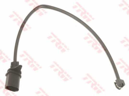 Сигнализатор износа тормозных колодок TRW GIC389 - изображение