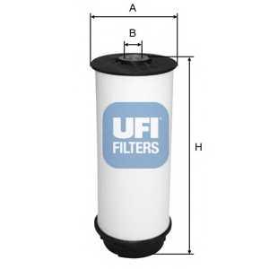 Фильтр топливный UFI 26.034.00 - изображение