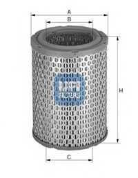 Фильтр воздушный UFI 27.228.00 - изображение