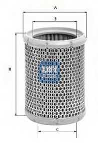 Фильтр воздушный UFI 27.253.00 - изображение