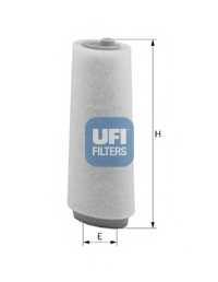 Фильтр воздушный UFI 27.384.00 - изображение