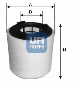 Фильтр воздушный UFI 27.621.00 - изображение