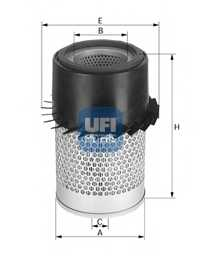 Фильтр воздушный UFI 27.920.00 - изображение