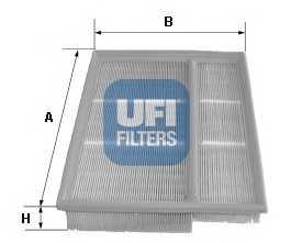 Фильтр воздушный UFI 30.119.00 - изображение