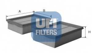 Фильтр воздушный UFI 30.134.00 - изображение