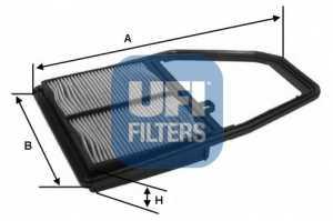 Фильтр воздушный UFI 30.228.00 - изображение