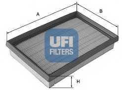 Фильтр воздушный UFI 30.368.00 - изображение
