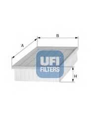 Фильтр воздушный UFI 30.467.00 - изображение
