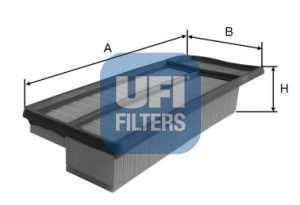 Фильтр воздушный UFI 30.477.00 - изображение