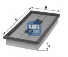 Фильтр воздушный UFI 30.549.00 - изображение