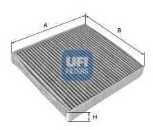 Фильтр салонный UFI 54.226.00 - изображение