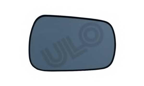 Зеркальное стекло наружнего зеркала ULO 3012012 - изображение