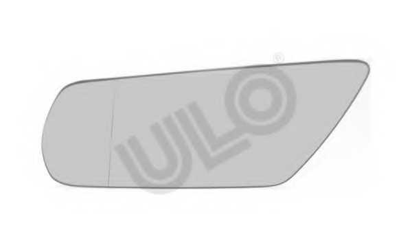 Зеркальное стекло наружнего зеркала ULO 3048015 - изображение
