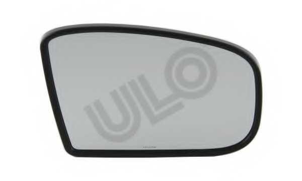 Зеркальное стекло наружнего зеркала ULO 6842-02 - изображение