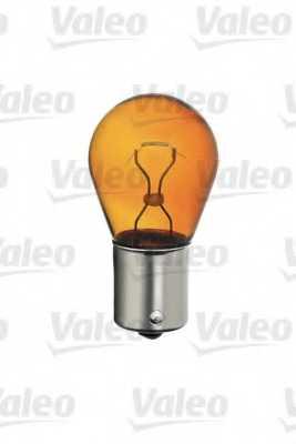 Лампа накаливания PY21W 12В 21Вт VALEO ESSENTIAL 032103 - изображение