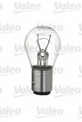 Лампа накаливания P21/4W 12В 21/4Вт VALEO ESSENTIAL 032110 - изображение