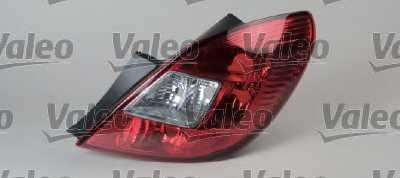 Задний фонарь VALEO 43391 / 043391 - изображение