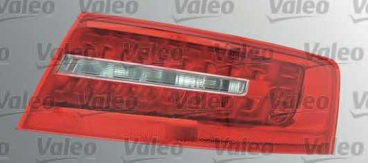 Задний фонарь VALEO 43843 / 043843 - изображение