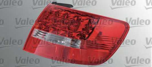 Задний фонарь VALEO 43846 / 043846 - изображение