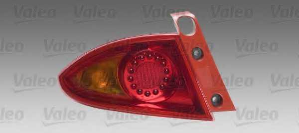 Задний фонарь VALEO 44076 / 044076 - изображение