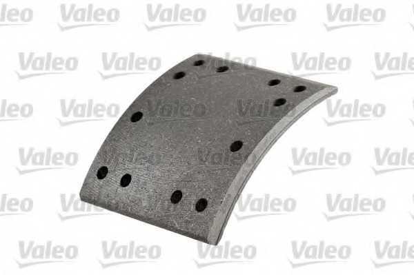 Комплект тормозных башмаков барабанного тормоза <b>VALEO 219036</b> - изображение