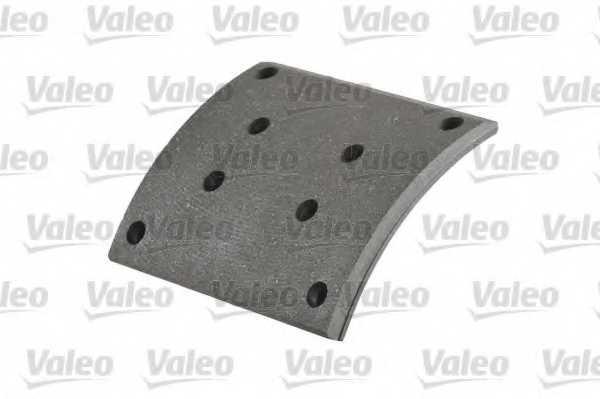 Комплект тормозных башмаков барабанного тормоза <b>VALEO 219488</b> - изображение