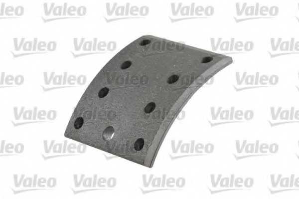 Комплект тормозных башмаков барабанного тормоза VALEO 219494 - изображение