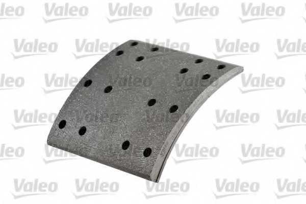Комплект тормозных башмаков барабанного тормоза <b>VALEO 219557</b> - изображение