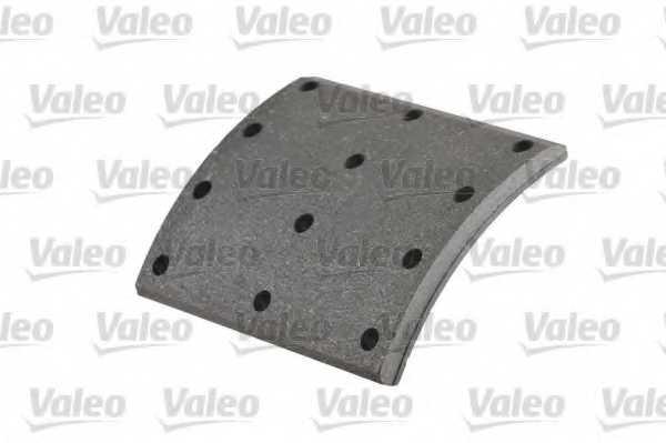 Комплект тормозных башмаков барабанного тормоза VALEO 219940 - изображение