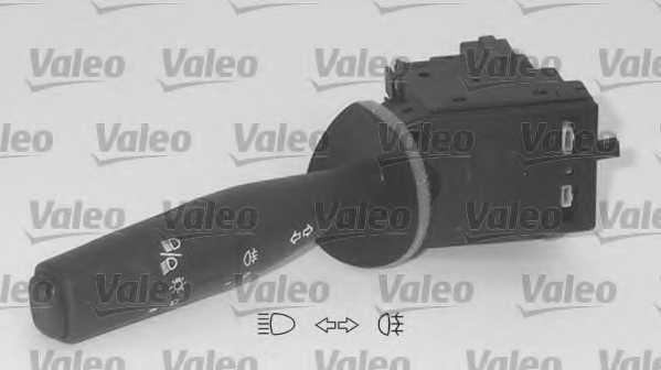 Выключатель на колонке рулевого управления VALEO 251310 - изображение
