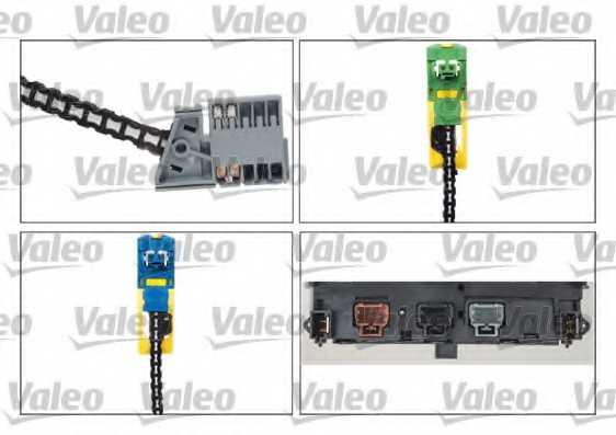 Выключатель на колонке рулевого управления VALEO 251487 - изображение 2
