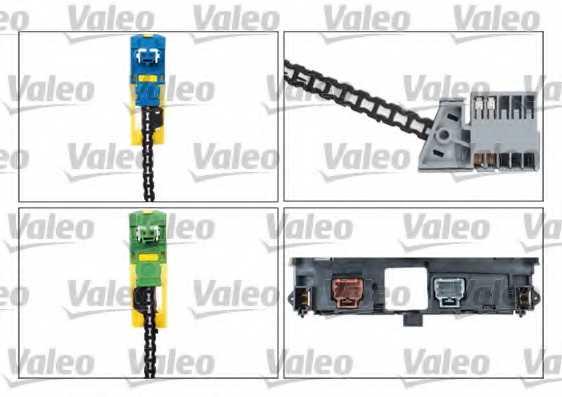 Выключатель на колонке рулевого управления VALEO 251490 - изображение 2