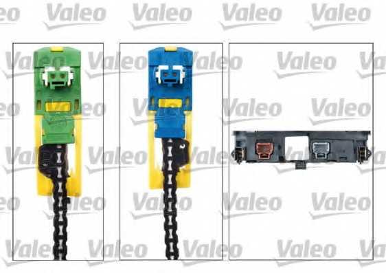 Выключатель на колонке рулевого управления VALEO 251494 - изображение 2