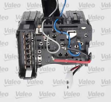 Выключатель на колонке рулевого управления VALEO 251568 - изображение 2
