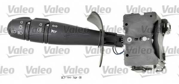 Выключатель на колонке рулевого управления VALEO 251593 - изображение