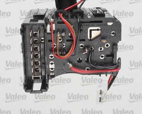 Выключатель на колонке рулевого управления VALEO 251596 - изображение 2