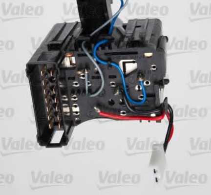 Выключатель на колонке рулевого управления VALEO 251597 - изображение 1